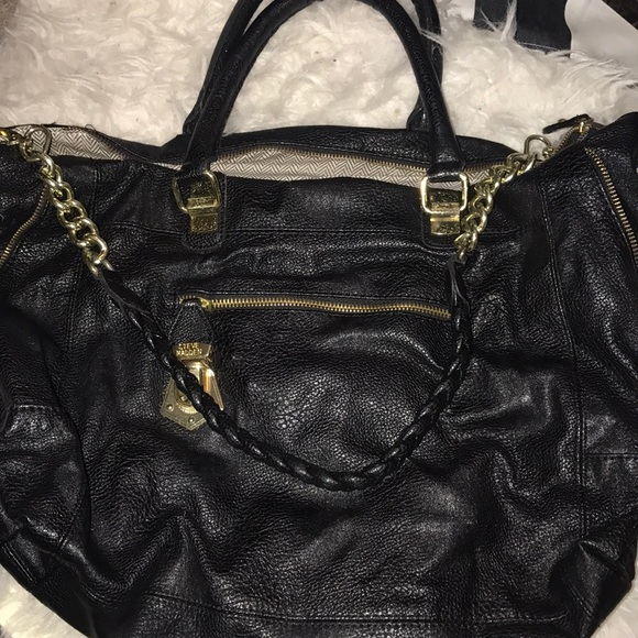 Steve Madden Handbags - Steve Madden black purse